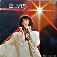 Discos de vinilo: ELVIS PRESLEY - YOU'L NEVER WALK ALONE (CAMDEN) (LP) (ENGLAND) 1971. Lote 68655205