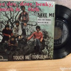 Discos de vinilo: DAVE DEE, DOZY, BEAKY , MICK & TICH TOUCH ME, TOUCH ME + 3 EP SPAIN 1967 PDELUXE. Lote 68692157