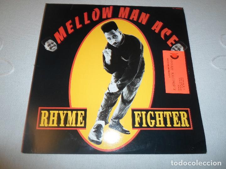 MELLOW MAN ACE - RHYME FIGHTER (Música - Discos de Vinilo - Maxi Singles - Rap / Hip Hop)