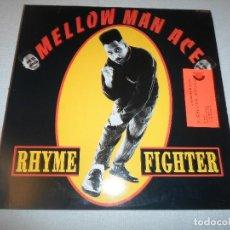 Discos de vinilo: MELLOW MAN ACE - RHYME FIGHTER. Lote 68715469