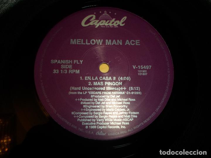 Discos de vinilo: MELLOW MAN ACE - RHYME FIGHTER - Foto 3 - 68715469