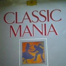 Discos de vinilo: CLASSIC MANIA LOS EXITOS DE LOS ULTIMOS SIGLOS. Lote 68717785