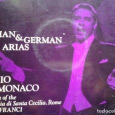 Discos de vinilo: ITALIAN&GERMAN ARIAS DECCA. Lote 68723285