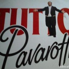 Discos de vinilo: TUTTO PAVAROTTI DECCA. Lote 68728145