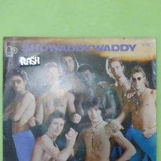 Discos de vinilo: SHOWADDYWADDY -- HEARTBEAT ... SINGLE DE 1976 - DOO-WOP - DU DUA - ROCK & ROLL REVIVAL. Lote 68729989