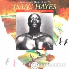 Discos de vinilo: ISAAC HAYES - THEME FROM SHAFT +3 (SOUTHBOUND, SEWT 701, 12'' MAXI, 1989) DANCE MUSIC. Lote 68737697