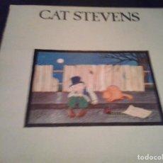 Discos de vinilo: CAT STEVENS - TEASER AND THE FIRECAT LP. Lote 68745749