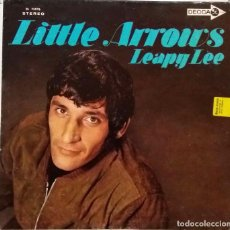 Discos de vinilo: LEAPY LEE. LITTLE ARROWS LP ORIGINAL USA.. Lote 68755289