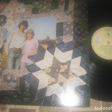 Discos de vinilo: JOHN KIRKPATRICK & SUE HARRIS SHREDS AND PATCHES (TOPIC-1977)OG UK CELTIC FOLK EXCELENTE CONDICION. Lote 68756377
