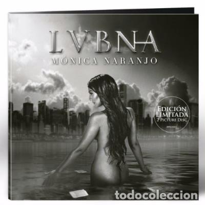 LUBNA, MÓNICA NARANJO VINILO PICTURES (DIFÍCIL YA) (Musik - Vinyl-Schallplatten - Singles - Andere Stile)