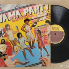 Discos de vinilo: PAJAMA PARTY TIME LP INDEEP. Lote 68773705