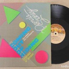 Discos de vinilo: PAMALA STANLEY COMING OUT OF HIDING LP. Lote 68774069