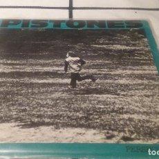 Discos de vinilo: SINGLE LOS PISTONES- PERSECUCIÓN / GALAXIA.1984. Lote 68777857