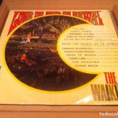 Discos de vinilo: THE WAIKIKIS LP BELTER ANTIGUO LP DE VINILO. Lote 68783257