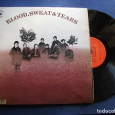 Discos de vinilo: BLOOD, SWEAT AND TEARS (LP) BLOOD, SWEAT AND TEARS AÑO 1970. Lote 68787189