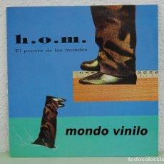 Discos de vinilo: H.O.M. EL PUENTE DE LOS MUNDOS. LP. Lote 68808233
