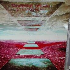 Discos de vinilo: TANGERINE DREAM STRATOS FEAR MAXI1976. Lote 68825985