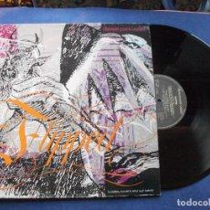 Discos de vinilo: DIESEL PARK WEST FLIPPED LP SPAIN 1990 PDELUXE. Lote 68865149