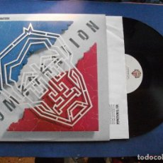 Discos de vinilo: COMBONATION COMBONATION LP USA 1984 PDELUXE. Lote 68866241