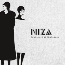 2LP NIZA CANCIONES DE TEMPORADA VINILO ELEFANT