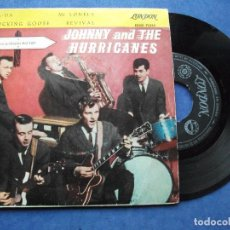Discos de vinilo: JOHNNY AND THE HURRICANES JA-DA,MR.LONELY + 2 EP SPAIN 1961 PDELUXE. Lote 68870069