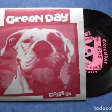 Discos de vinilo: GREEN DAY PAPER LANTERNS + 3 EP USA 1990 PDELUXE. Lote 68876337