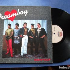 Discos de vinilo: DREAMBOY CONTACT LP GERMANY 1984 PDELUXE. Lote 68922513