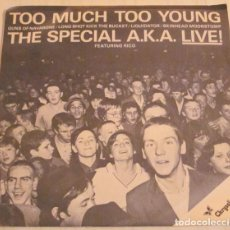 Discos de vinil: THE SPECIAL A K A FEATURING RICO - LIVE CHRYSALIS - 1980. Lote 68931761