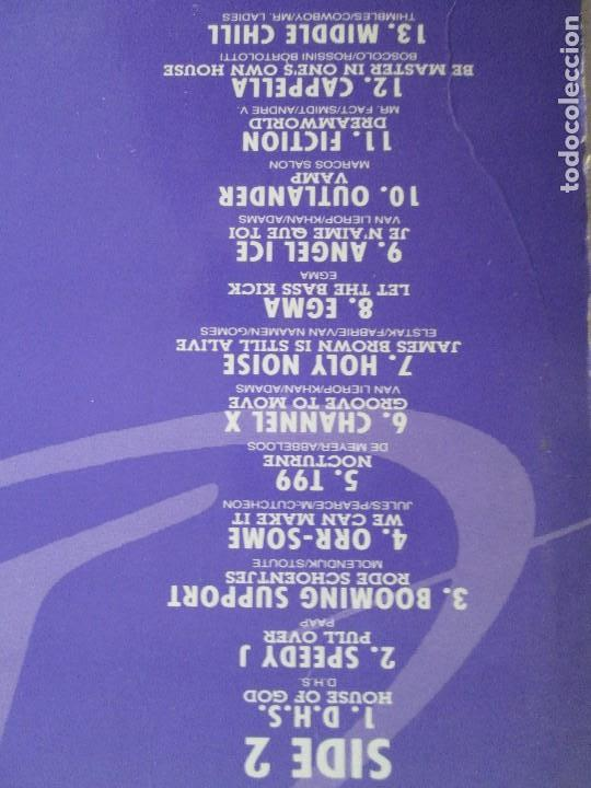 Discos de vinilo: TURN UP THE BASS. HOUSE PARTY. THE ULTIMATE MEGAMIX. DOS VINILOS. ARCADE. VER FOTOGRAFIAS ADJUNTAS - Foto 12 - 68944573
