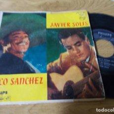 Discos de vinilo: JAVIER SOLIS, CUCO SANCHEZ.. Lote 68968545
