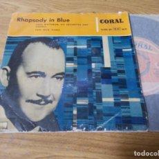 Discos de vinilo: PAUL WHITEMAN. RHAPSODY IN BLUE. Lote 68973013