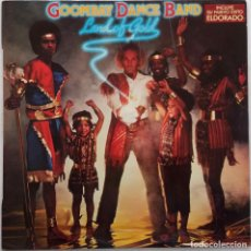 Discos de vinilo: GOOMBAY DANCE BAND. LAND OF GOLD. LP ESPAÑA. Lote 68989429