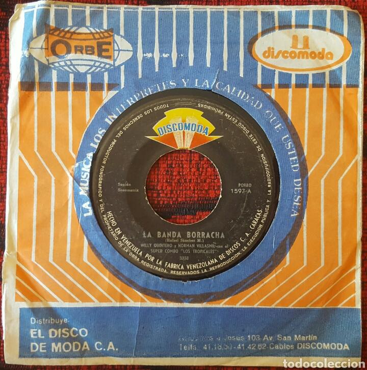 SUPER COMBO LOS TROPICALES SINGLE VENEZUELA GUARACHA SON (Música - Discos - Singles Vinilo - Grupos y Solistas de latinoamérica)