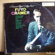 Discos de vinilo: FLOYD CRAMER ---- AMERICA´S BIGGEST SELLING PIANIST. Lote 68997645