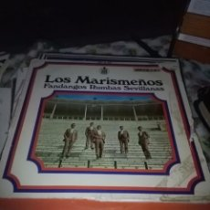Discos de vinilo: LOS MARISMEÑOS. FANDANGOS RUMBAS SEVILLANAS. C6V. Lote 68999505