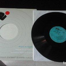 Discos de vinilo: LP TRANSCRIPCIONES RNE 208 - SAN JUAN DE LA CRUZ Y LA MÚSICA. Lote 69002353