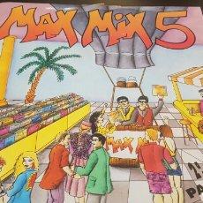 Discos de vinilo: MAX MIX 5 - 2'PARTE (2LP). Lote 69004170