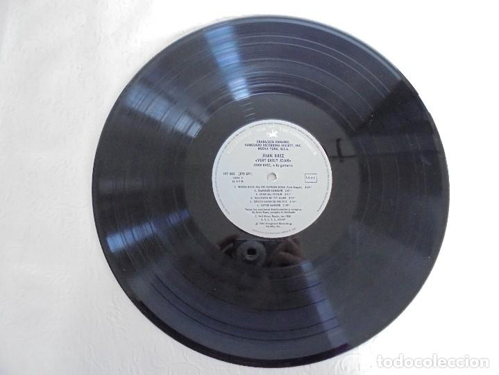 Discos de vinilo: VERY EARLY JOAN. JOAN BAEZ. HISPAVOX 1983. VER FOTOGRAFIAS ADJUNTAS. DOBLE LP. - Foto 10 - 69005101