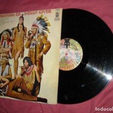 Discos de vinilo: LP- 1910 FRUITGUM CO. - INDIAN GIVER (SPAIN, BUDDAH RECORDS 1969). Lote 69015917