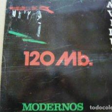Discos de vinilo: AVIKULTORES MODERNOS. 120 MB. E-30.989 LP 1986 SPAIN. Lote 69053877