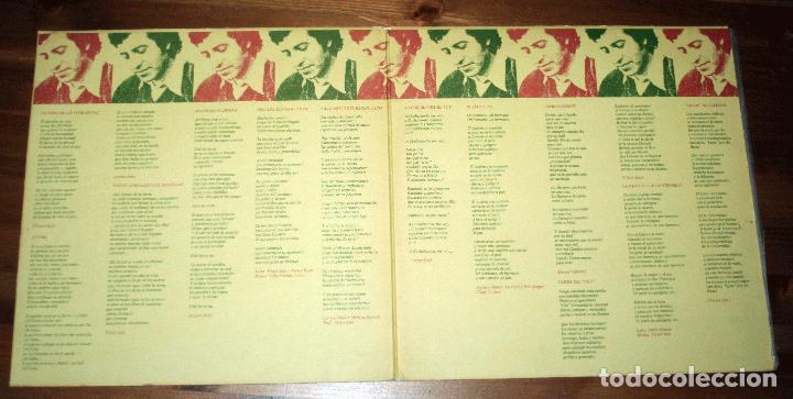 Discos de vinilo: VINILO LP VICTOR JARA, EL DERECHO DE VIVIR EN PAZ - Foto 2 - 69061193