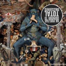 Disques de vinyle: SINIESTRO TOTAL - EL MUNDO DA VUELTAS - 10 PULGADAS EDICION LIM. 600 - TRILOBITE RECORDS 2016. Lote 71461917