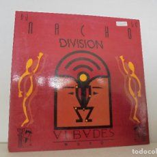 Discos de vinilo: DIVISION. DJ NACHO. VER FOTOGRAFIAS ADJUNTAS. Lote 69071849
