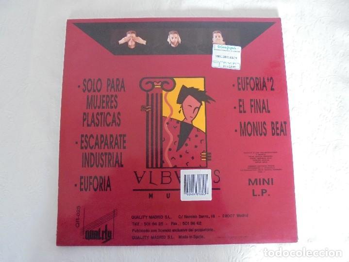 Discos de vinilo: DIVISION. DJ NACHO. VER FOTOGRAFIAS ADJUNTAS - Foto 8 - 69071849