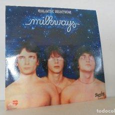 Discos de vinilo: GALACTIC REACTION MILKWAYS. JUSTINE MELODY. 1978. VER FOTOGRAFIAS ADJUNTAS. Lote 69072169