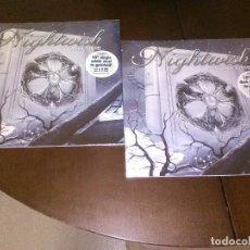 Discos de vinilo: NIGHTWISH - STORYTIME - 2 EP 10 PULGADAS - VINILO COLOR AZUL Y BLANCO - IMAGINAERUM. Lote 69074877