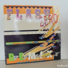 Discos de vinilo: FLASH ZERO. REMIX . VER FOTOGRAFIAS ADJUNTAS. Lote 69082545