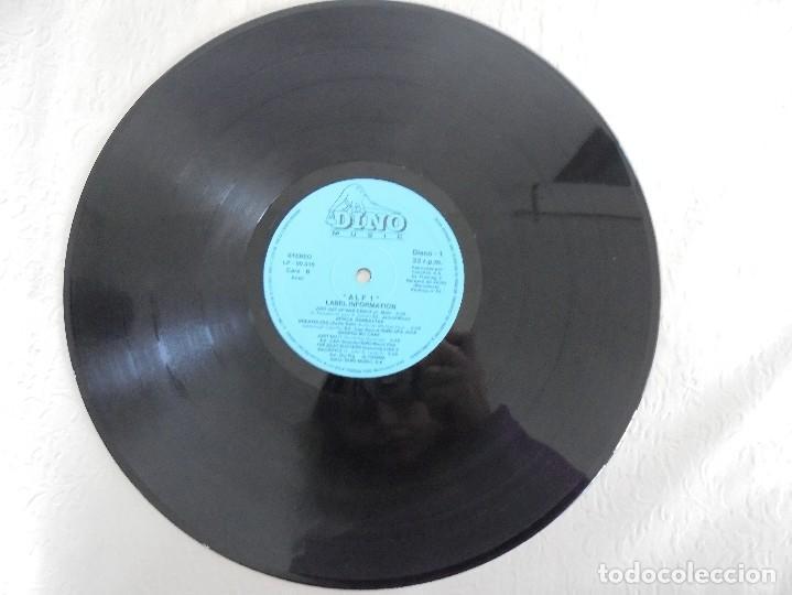 Discos de vinilo: ALF 1. SUPER DANCE MUSIC. DOS DISCOS VINILO. DINO MUIC 1991. VER FOTOGRAFIAS ADJUNTAS - Foto 3 - 69082993