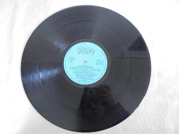 Discos de vinilo: ALF 1. SUPER DANCE MUSIC. DOS DISCOS VINILO. DINO MUIC 1991. VER FOTOGRAFIAS ADJUNTAS - Foto 5 - 69082993