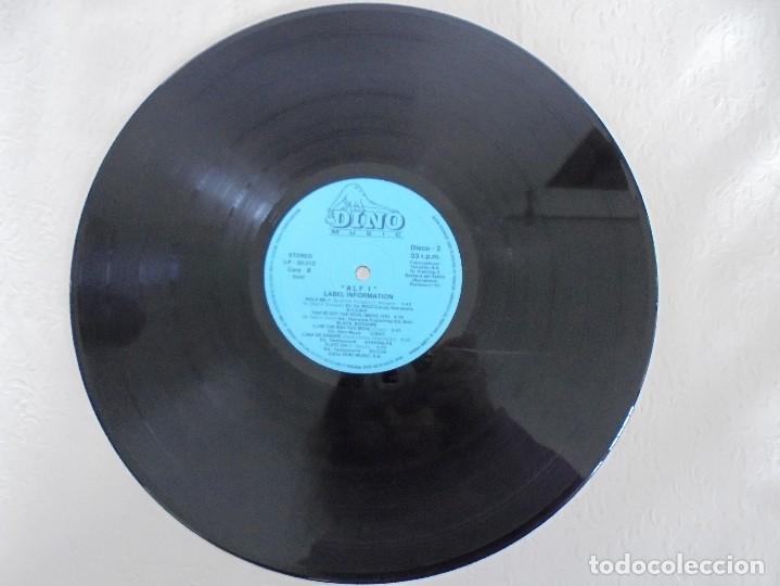 Discos de vinilo: ALF 1. SUPER DANCE MUSIC. DOS DISCOS VINILO. DINO MUIC 1991. VER FOTOGRAFIAS ADJUNTAS - Foto 9 - 69082993